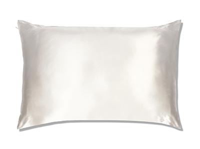 The Hollywood Silk Solution Silk Pillowcase ($45)