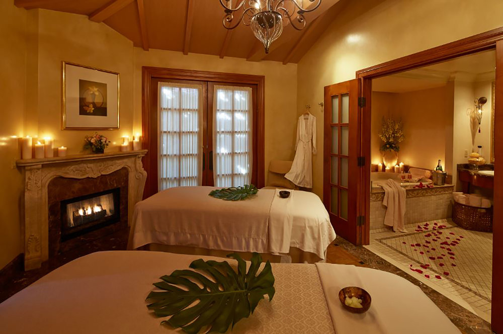 Kelly's Spa at The Mission Inn Hotel & Spa.