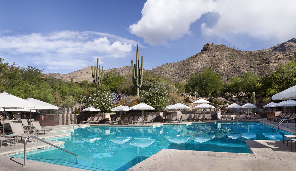 Loews Ventana Canyon in Tucson, Arizona.
