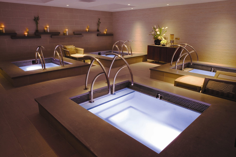 The Spa at The Mirage.