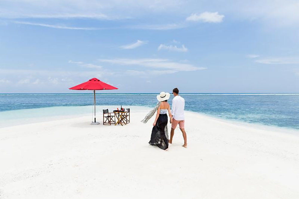 Celebrate the day of love with a Valentine's Day-themed spa treatment. (Image courtesy of Niyama Private Islands Maldives)