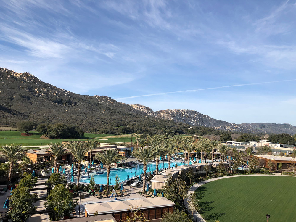 The newly renovated Pechanga Resort & Casino has the largest day spa in California's Temecula Valley.