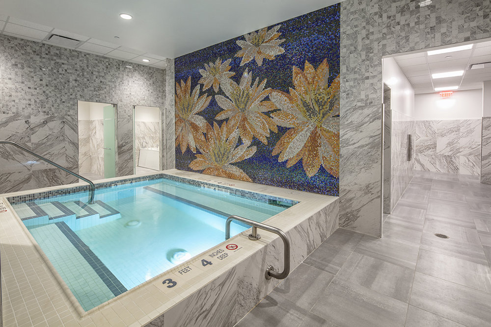 YO1 Wellness Resort in New York.