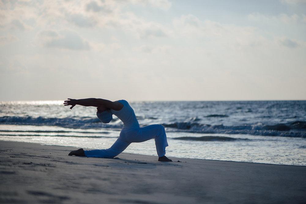 Al Baleed Resort Salalah by Anantara's new wellness program includes yoga and other activities.