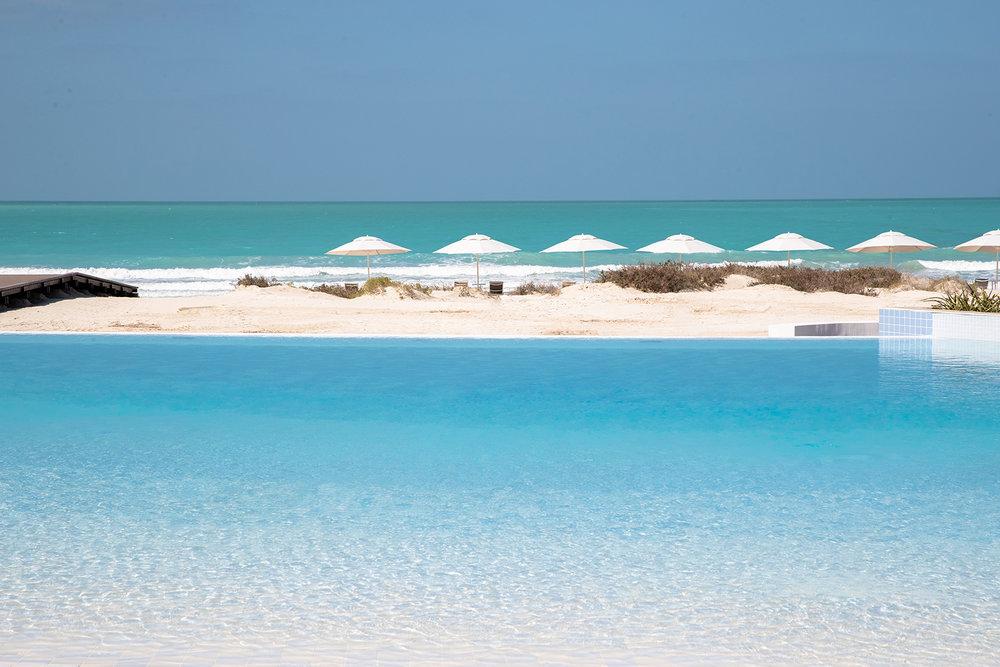 Jumeirah at Saadiyat Island Resort opened in December 2018.