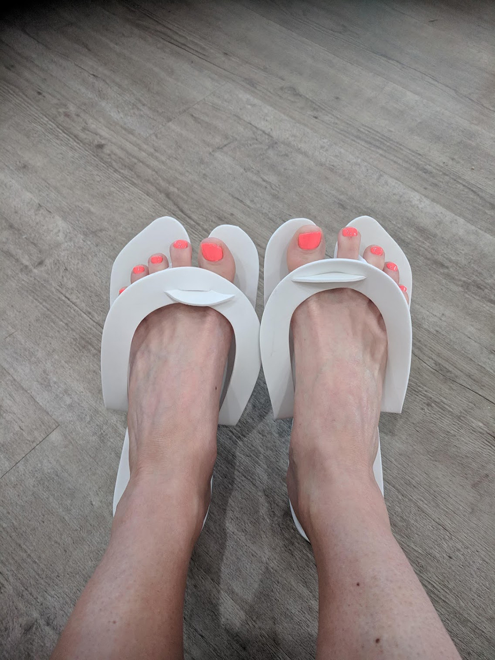 When your feet look and feel great post-pedicure, you need to document it!
