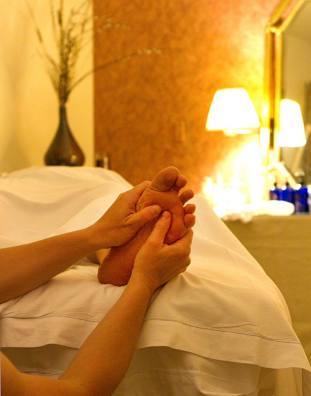 The all-inclusive hiking retreat includes one massage for every three nights booked.
