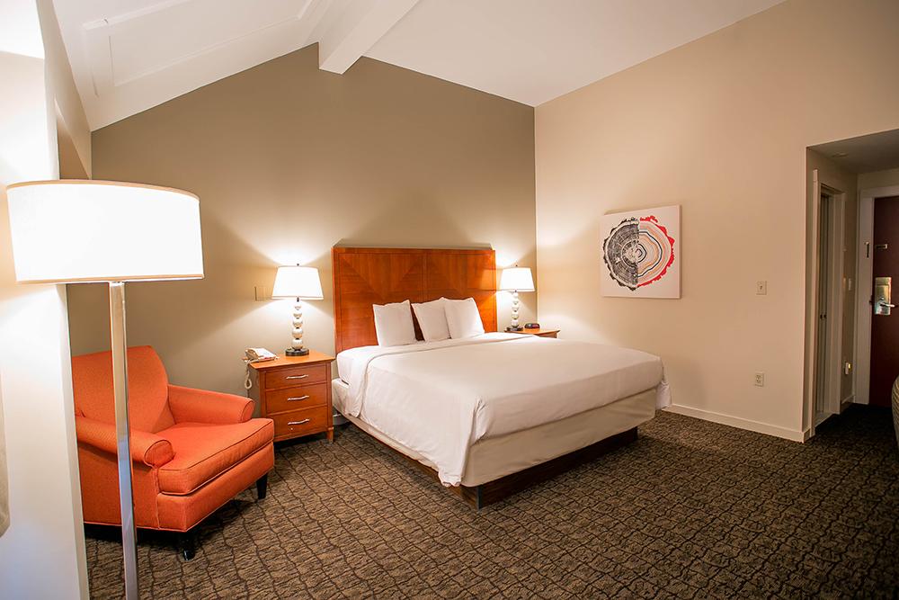 Killington Mountain Lodge Hotel Accommodations at New Life Hiking Retreat.