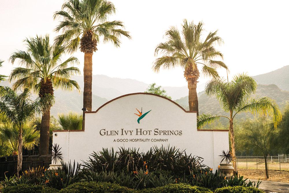Glen Ivy Hot Springs is a relaxing oasis in Corona, California.