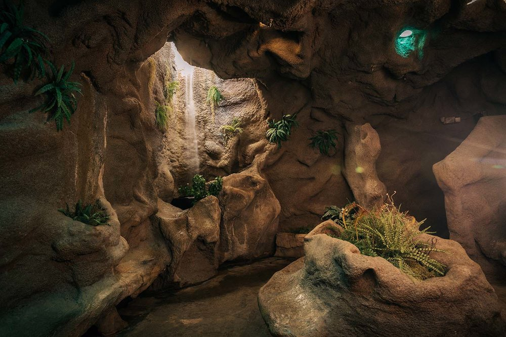At Glen Ivy Hot Springs, guests can enjoy soothing skin treatments in the newly enhanced Grotto.