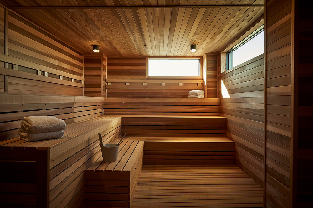 Hewing Hotel, an Aparium hotel in Minneapolis, has recently launched a new take on hotel wellness with their  Meet the Heat  sauna program.