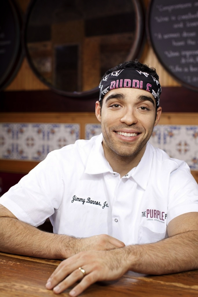 JIMMY BANNOS JR. - CHEF/PARTNER