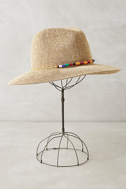 Hat: Anthropologie