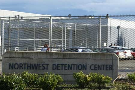 Northwest Detention Center, Tacoma WA