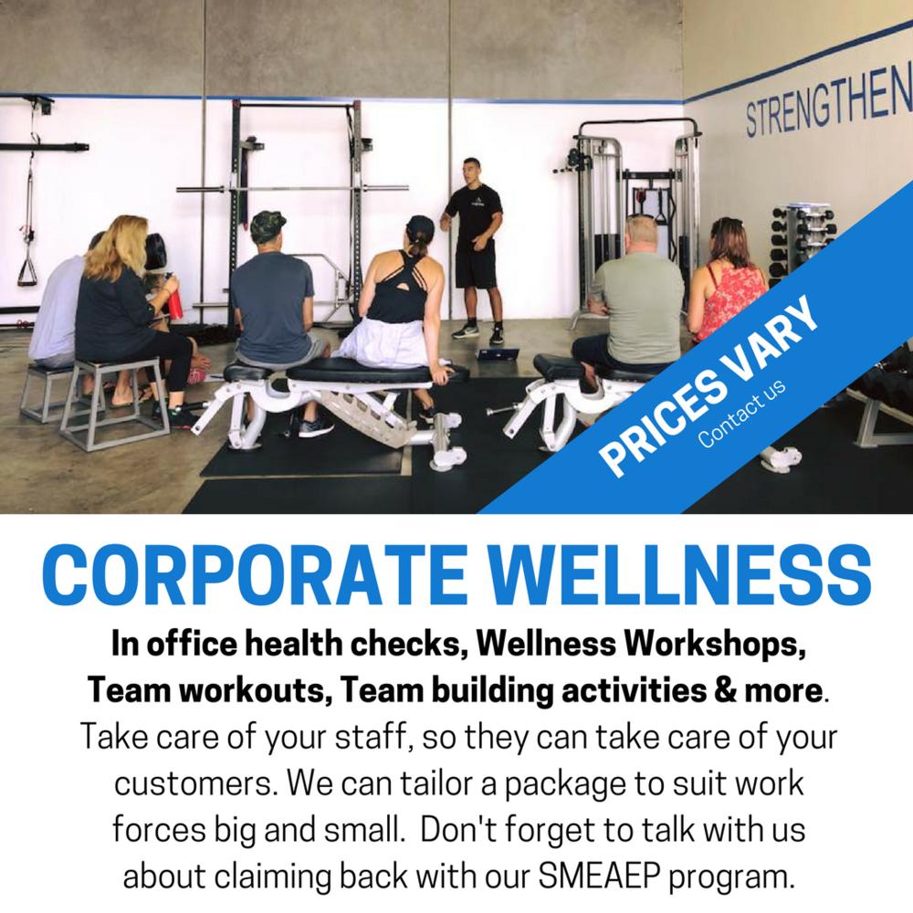 Corporate Wellness Henderson