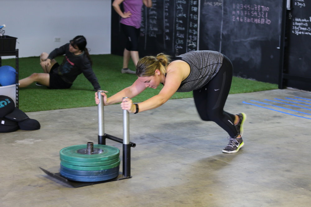 Christina Sled Push 2.JPG