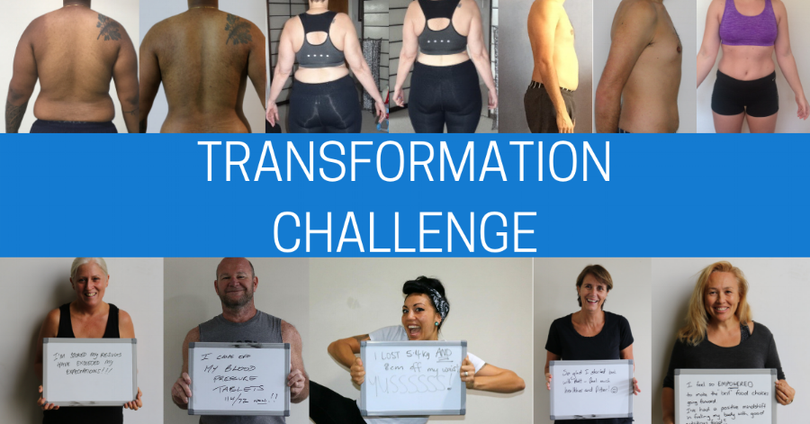 28 Day Transformation Challenge West Auckland