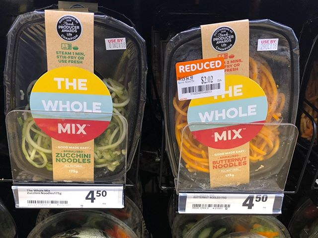 Found these in Countdown, a great option and so convenient, hopefully these will be available in all countdowns in the future. Watch out for them and then stock up.  #teatatu, #teatatusouth, #nz #newzealand #auckland #westauckland #countdown #nutrition #easyfood #veggies #zucchininoodles #lowcarb #hflc #butternutnoodles #noodles #weightlossfoodnz #weightloss #fatlossnz #nutritioncoach