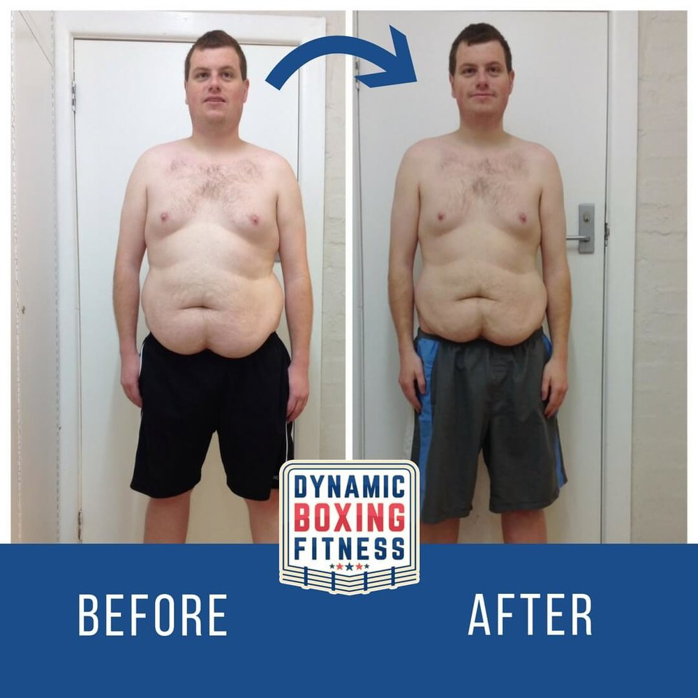 Alex   Alex lost a remarkable 15kg over 8 weeks in the recent Body Transform Challenge.