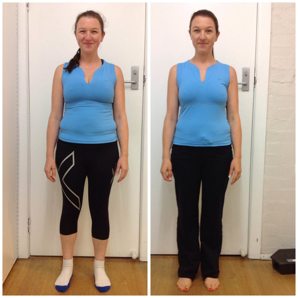 "In just 4 weeks Hayley lost 3.6kg and her body fat percentage dropped from 33.6% to 28.5%…and she gained 700gm of muscle!  ""I didn't think with my busy social life that I would be able to achieve the results I did! It just goes to show what a difference being consistently mindful in making better choices, exercising and planning ahead can make!"""