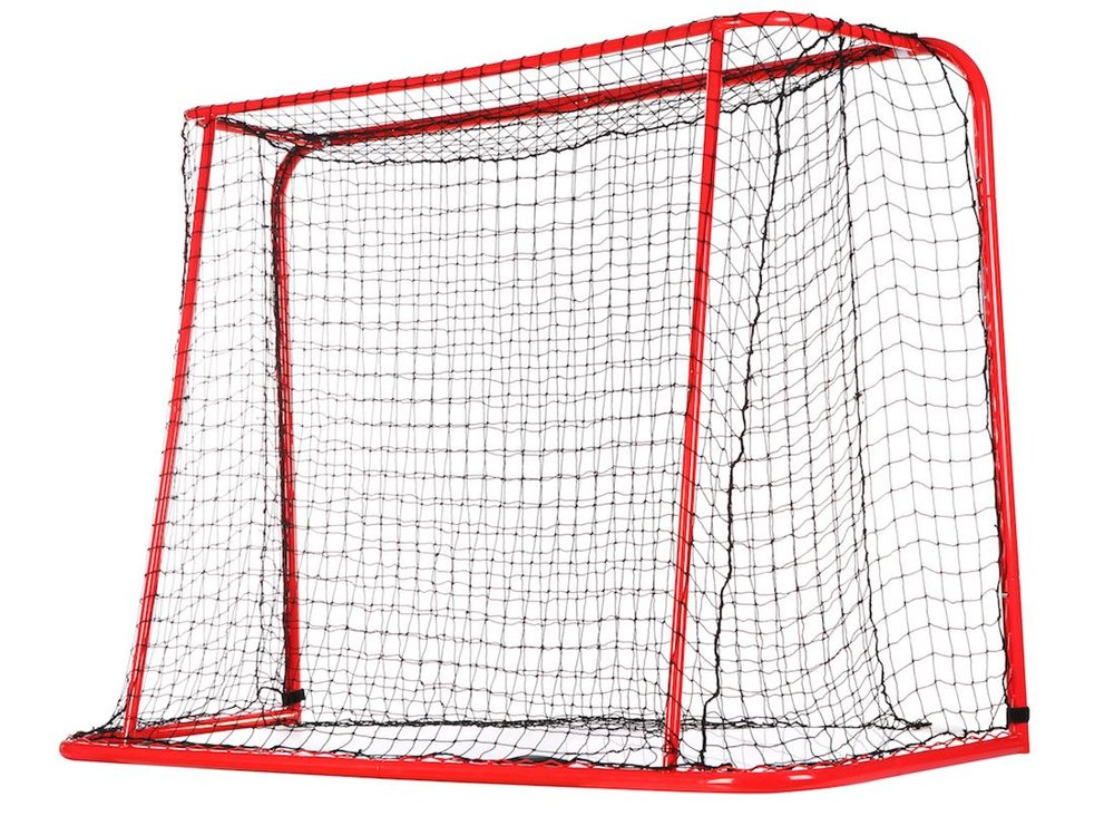 Steel Floorball Goal with Safe net