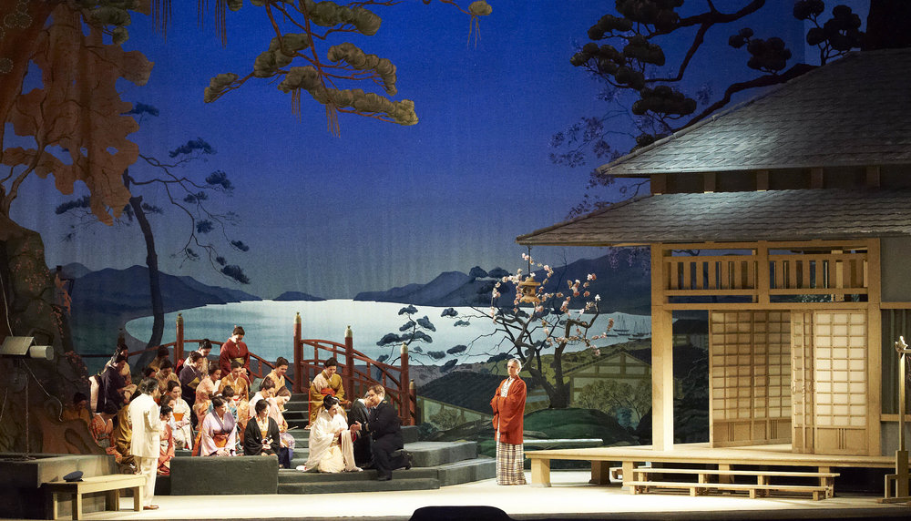 Madame Butterfly at the Vienna State Opera