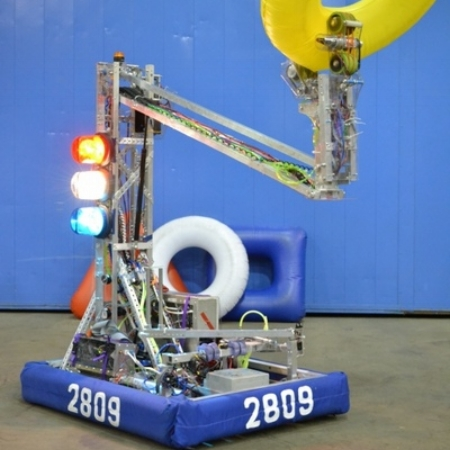 FRC 2011 - Team 2809 - Logomotion