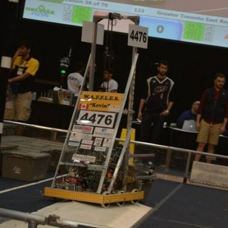 FRC 2015 - Team 4476 - Recycle Rush
