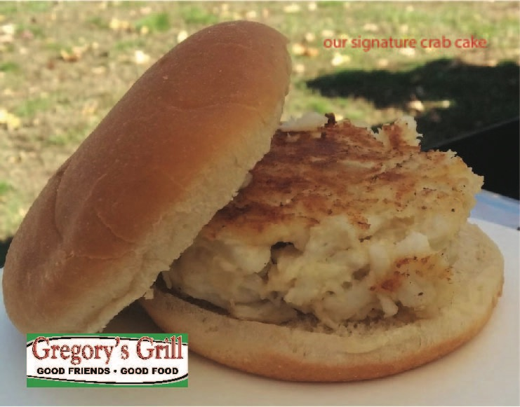 Gregorys Grill - Crab Cake.JPG