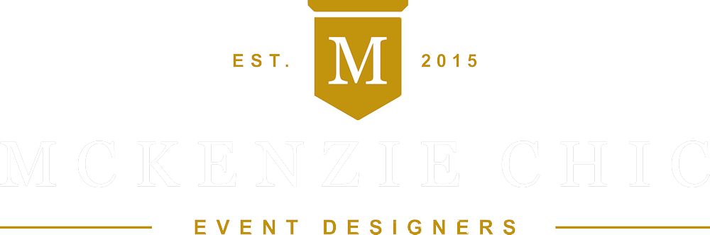 McKenzie Chic - Cincinnati Planning & Event Design For Weddings, Birthdays & Showers
