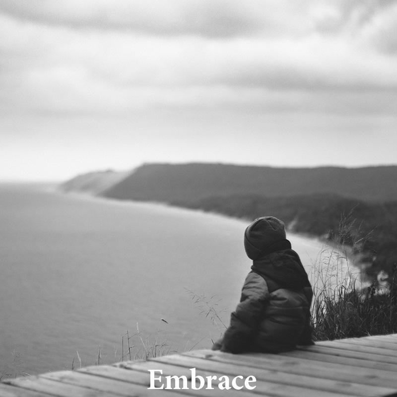 Embrace: Beautiful grain & texture for a newsprint effect
