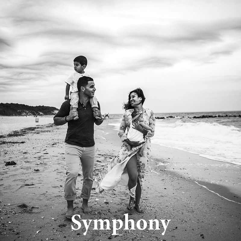 Symphony: Music for your eyes. A feast for your soul