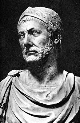 Hannibal Barca (247 BCE – 181 BCE)