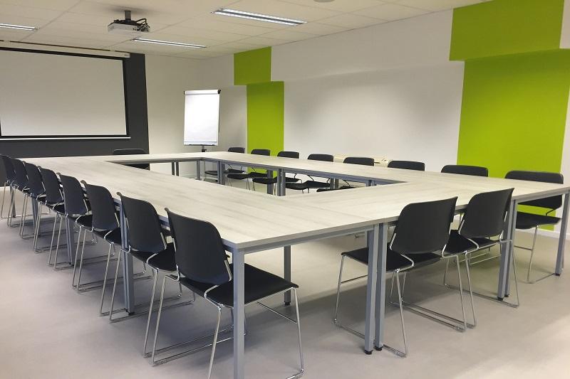 Modern Tech-Aware Learning Facilities -