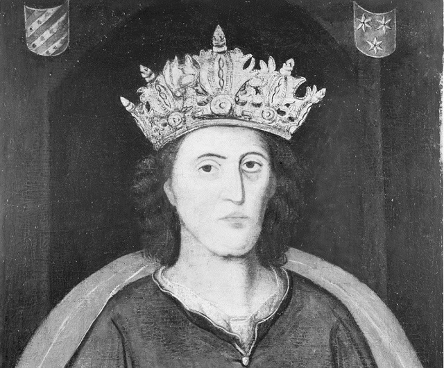 Not the best looking monarch, but this is a contemporary image of King Redbad. Open Picture License (By Rijksdienst voor het Cultureel Erfgoed, CC BY-SA 4.0, https://commons.wikimedia.org/w/index.php?curid=23674080)