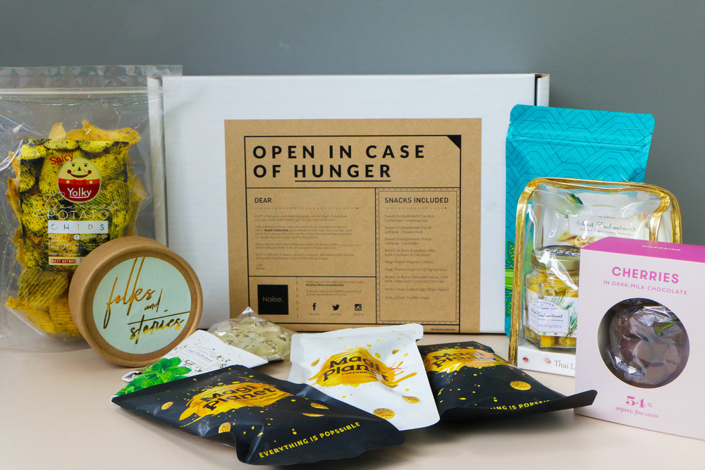 SNACK BOX PACKAGING -