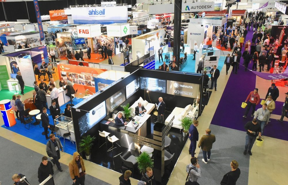 Subcontracting trade fair - Click to watch a video