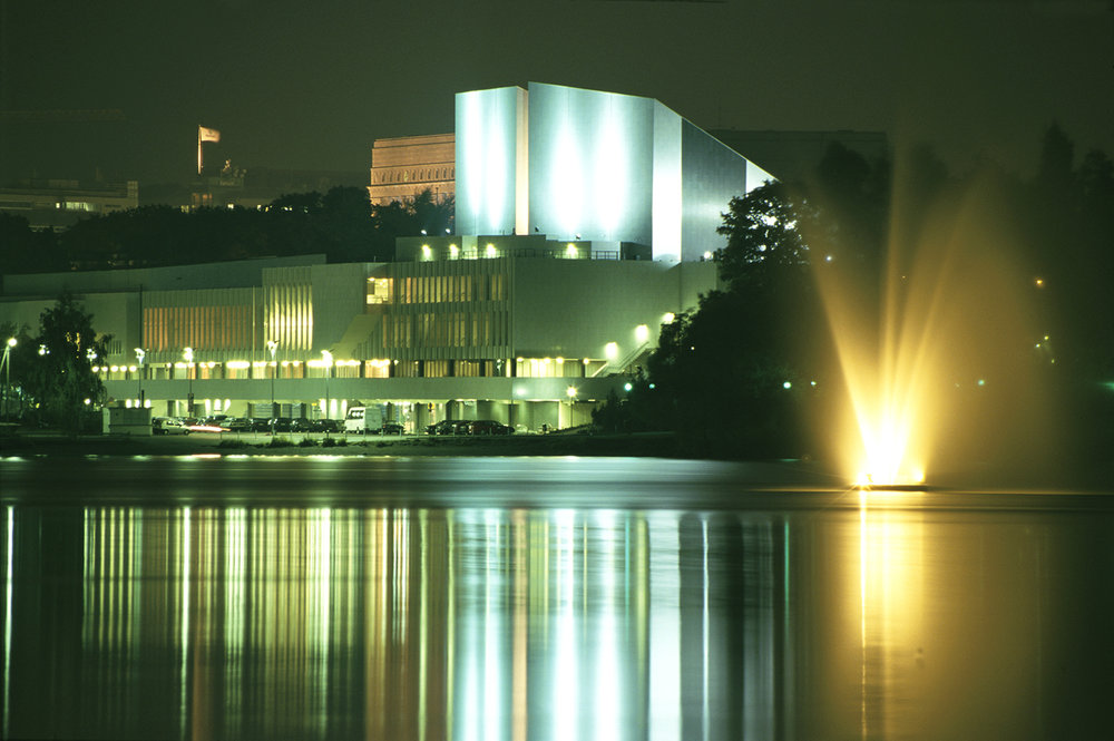 Finlandia hall - Click to watch a video