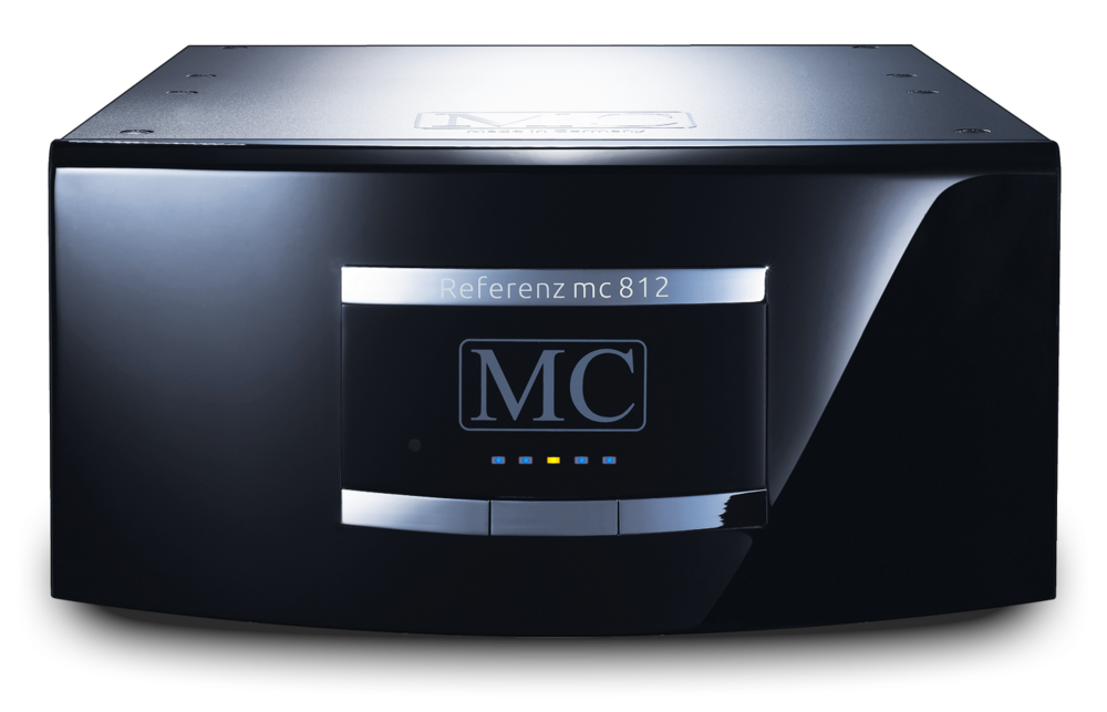 MC 812 - Amplificatore Stereofonico Reference2 x 200w