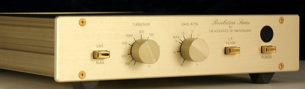FM 122 MK2 - Phono stage