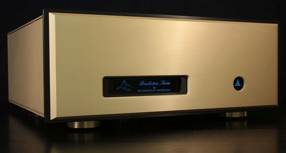 FM 711 MKII - Stereo Power Amplifier