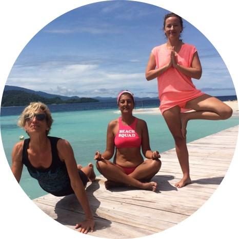 Raja Ampat Yoga - What to do in Raja Ampat - Activities at the MahaRaja Eco Dive Lodge
