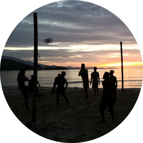 What to do in Raja Ampat - Beach Volleyball - Activities at the MahaRaja Eco Dive Lodge