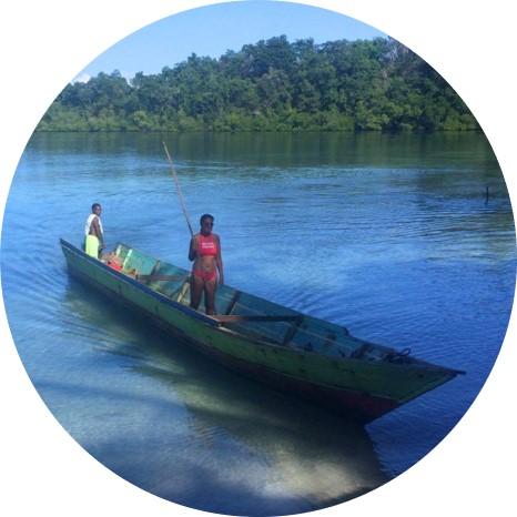Canoeing in Raja Ampat - What to do in Raja Ampat - Activities at the MahaRaja Eco Dive Lodge