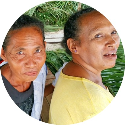 MahaRaja Eco Dive Lodge Activities - Papuans