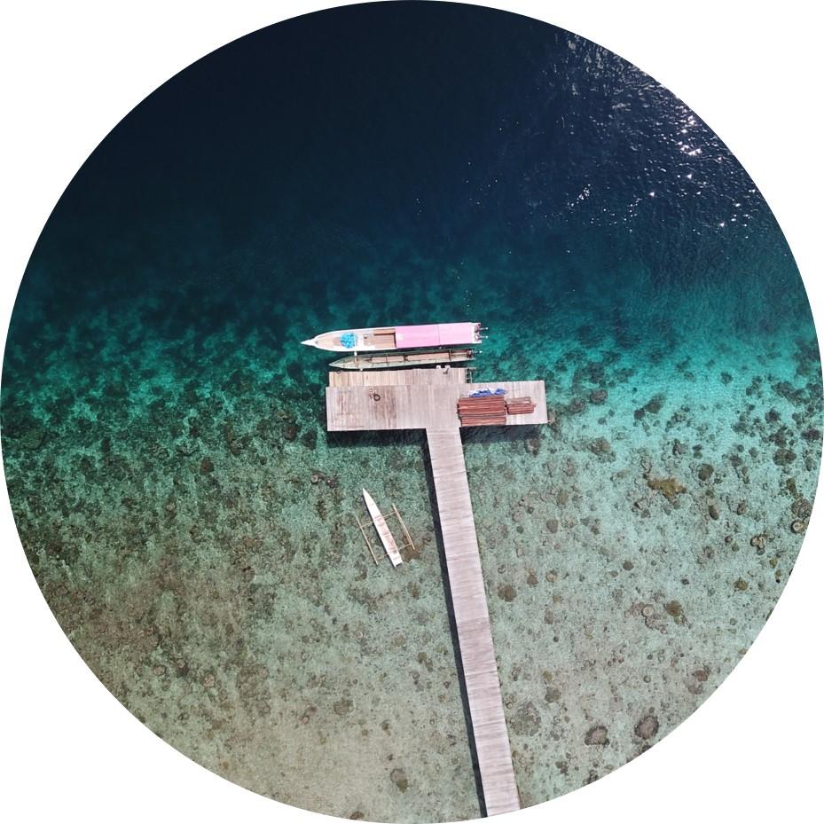MahaRaja Eco Dive Lodge - Full Eco Lifestyle