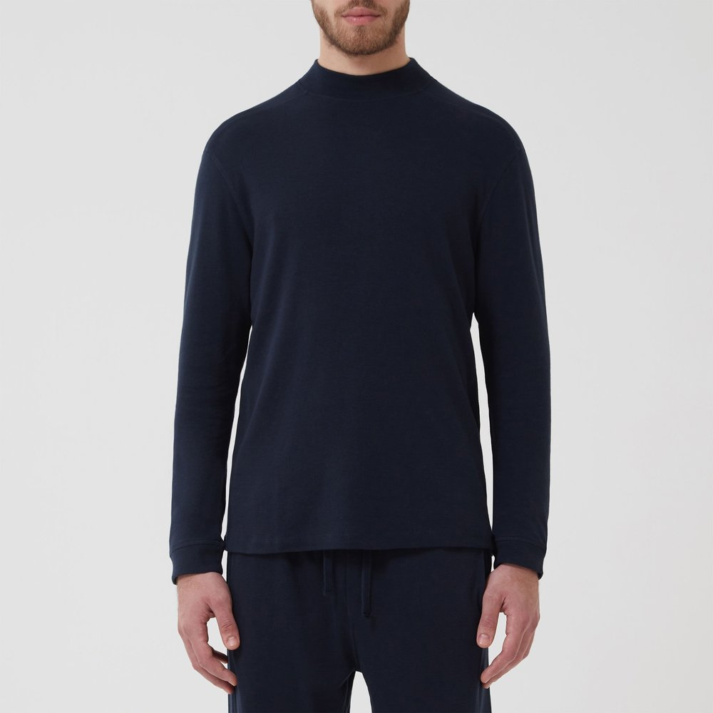 Cotton-Cashmere-Funnel-Neck-Lounge-Top-Navy-Model_01.jpg