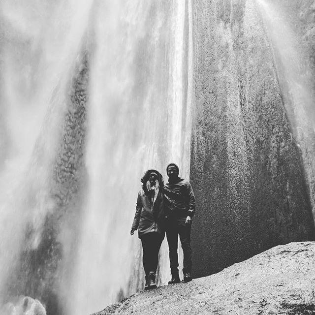 Waterfalls of Iceland 🇮🇸 #iceland  #waterfallsoficeland