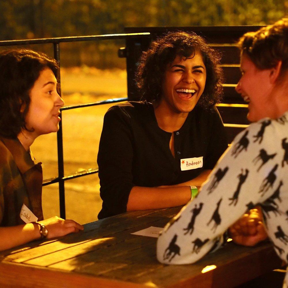 Conversation experiences -