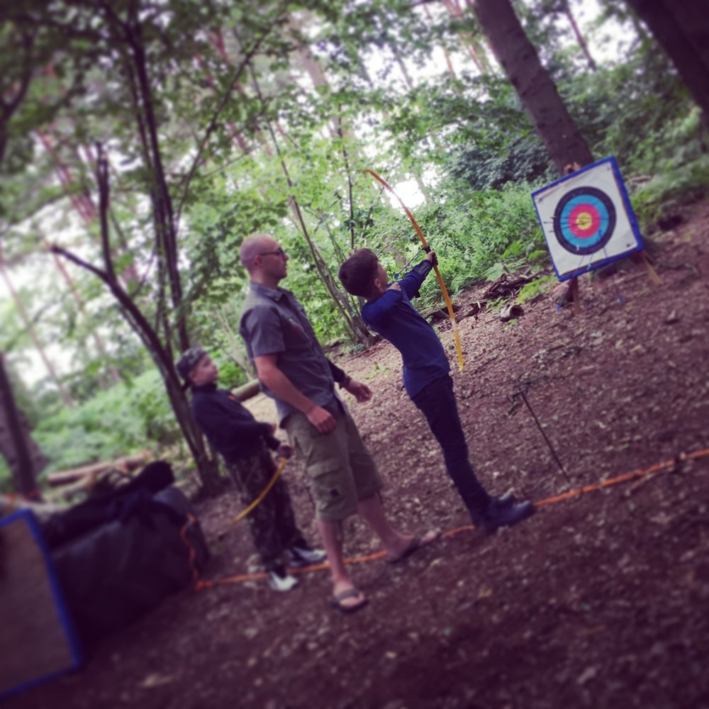 Wild Tribes! - WORKSHOPS SUITABLE FOR FAMILIES & GROUP BOOKINGSKids & adults get stuck in with an outdoor adventure! FAMILY BUSHCRAFT, SURVIVAL QUESTS, ARCHERY, COOKERY DAYS & MUCH MORE...New dates available to book in May - Oct 2019.